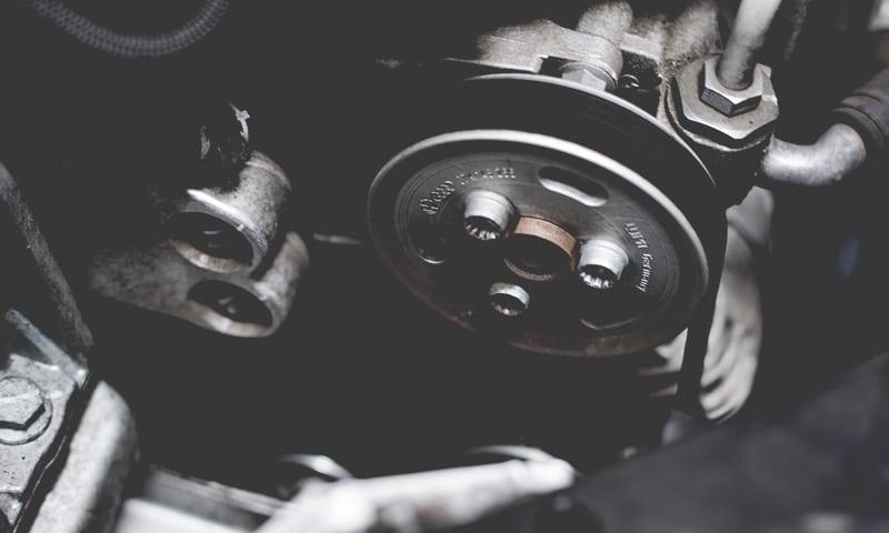 car repair shop 03 4 - Steering