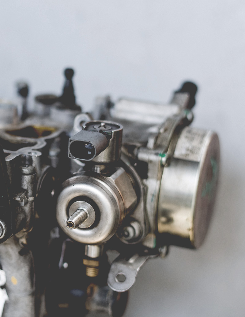 gas and diesel fuel system mechanic